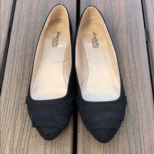 Black Casual / Formal Flats
